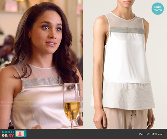 worn by Rachel Zane (Meghan Markle) on Suits