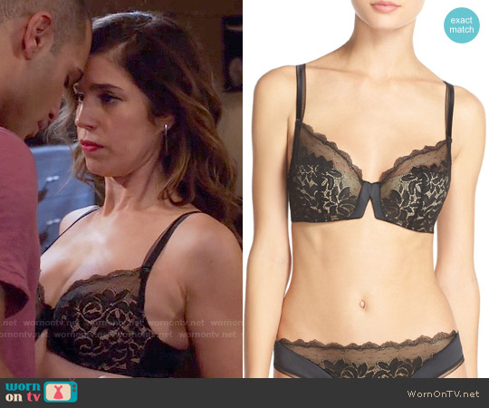 Calvin Klein Underwear Seduce Balconette Bra worn by Ana Ortiz on Devious Maids