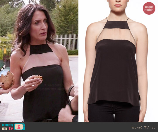 Cami NYC The High Top worn by Lisa Edelstein on GG2D