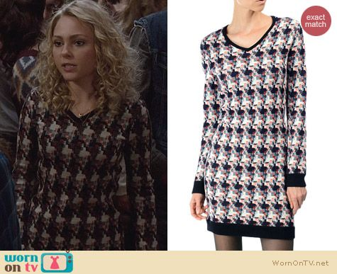 The Carrie Diaries Fashion: Rag & Bone Mariah Dress worn by AnnaSophia Robb