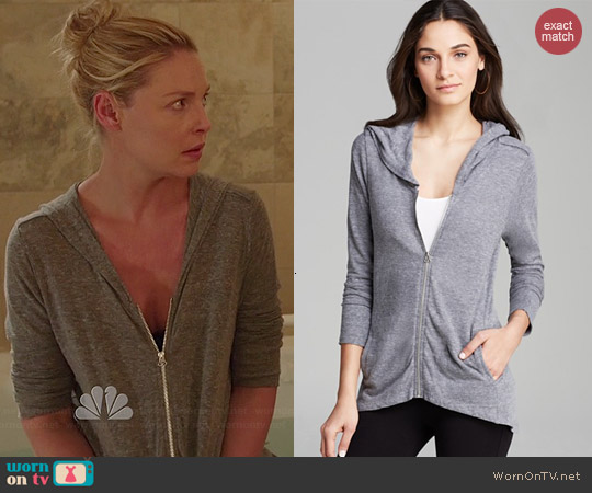 C&C California Triblend Hoodie worn by Katherine Heigl on State of Affairs