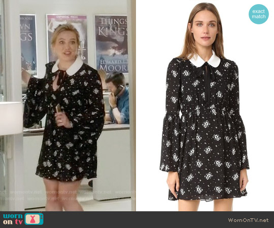 Cinq a Sept Lily Dress worn by Hilary Duff on Younger