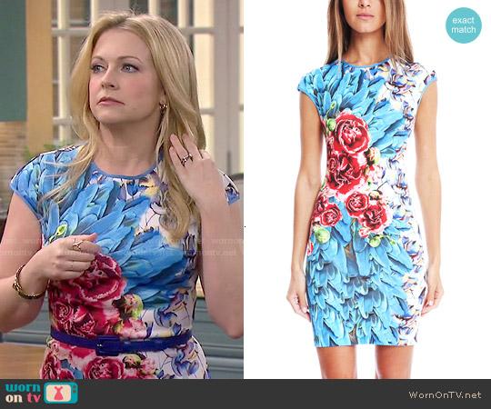 worn by  Melanie Burke (Melissa Joan Hart) on Melissa & Joey