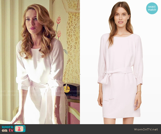 Club Monaco Twyla Dress worn by Yael Grobglas on Jane the Virgin