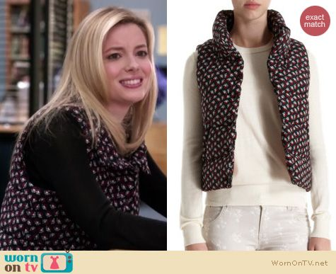Community Fashion: Girl. By Band of Outsiders Dora vest worn by Gillian Jacobs