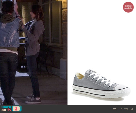Converse Chuck Taylor Sneakers worn by Spencer Hastings on PLL