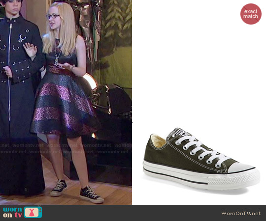 Converse Chuck Taylor Sneakers worn by Dove Cameron on Liv & Maddie