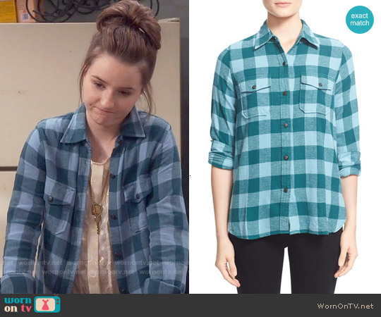 worn by Eve Baxter (Kaitlyn Dever) on Last Man Standing