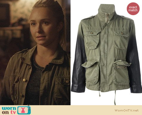 Current Elliott The Lone Soldier Jacket worn by Hayden Panettiere on Nashville