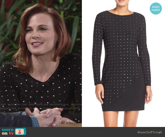 Cynthia Steffe Natasia Dress worn by Gina Tognoni on The Young & the Restless