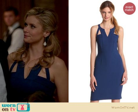 Devious Maids Fashion: Bcbgmaxazria Macie dress worn by Brianna Brown