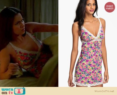 Devious Maids Fashion: Kensie Keepers chemise worn by Roselyn Sanchez