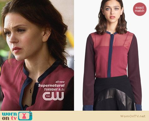 worn by Emery Whitehill (Aimee Teegarden) on Star-Crossed