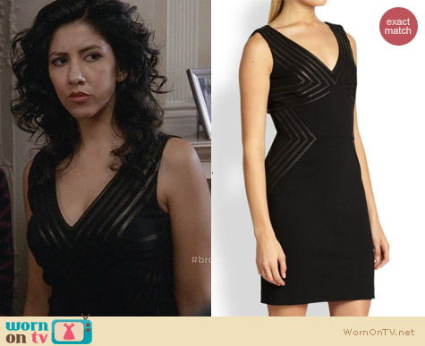 Diane von Furstenberg Glenda Dress worn by Stephanie Beatriz