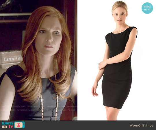 Diane von Furstenberg Jori Dress worn by Abby Whelan on Scandal
