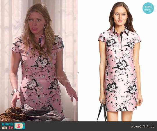 Diane von Furstenberg Morgan Dress worn by Jes Macallan on Mistresses