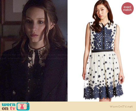 Diesel Thara Dress worn by Troian Bellisario on PLL