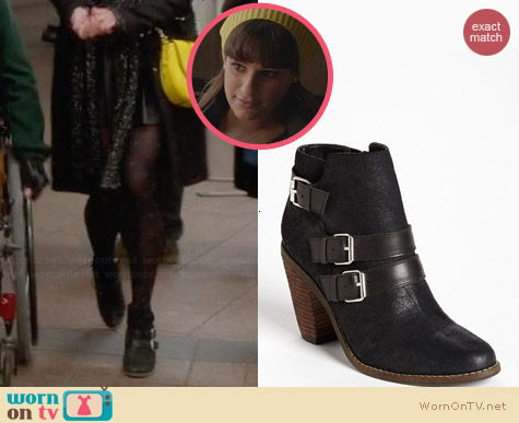 DV Dolce Vita Colten Bootie worn by Lea Michele on Glee