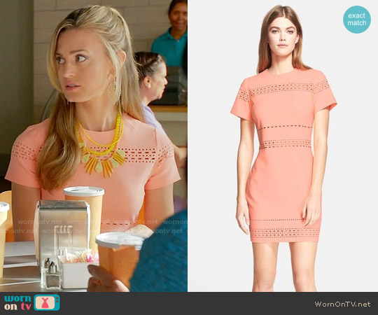 Elizabeth and James Ari Dress worn by Brooke D'Orsay on Royal Pains