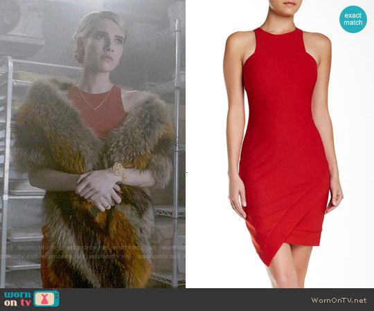 Elizabeth & James Claire Dress worn by Emma Roberts on Scream Queens