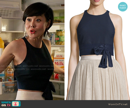 Elizabeth & James 'Eniko worn by Yunjin Kim on Mistresses