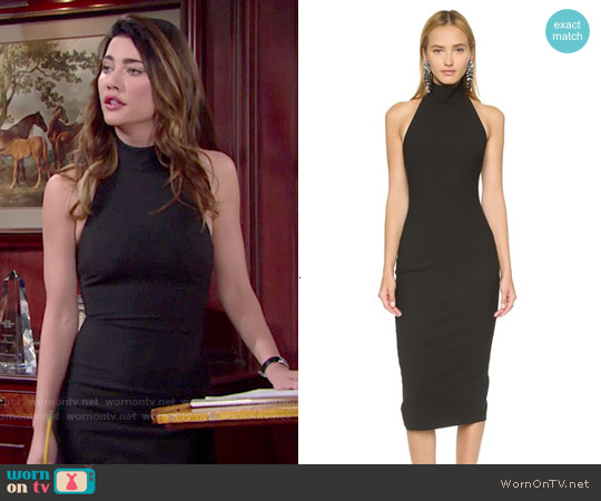 Elizabeth & James Kara Dress worn by Jacqueline MacInnes Wood on The Bold & the Beautiful