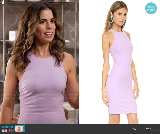 Elizabeth & James Kenna Dress worn by Ana Ortiz on Devious Maids