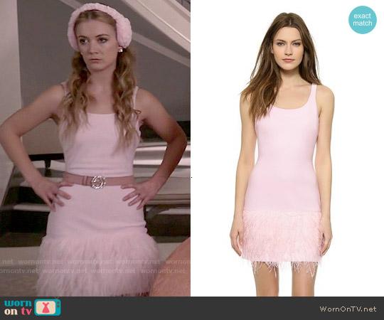 Elizabeth & James New India Dress worn by Billie Lourd on Scream Queens