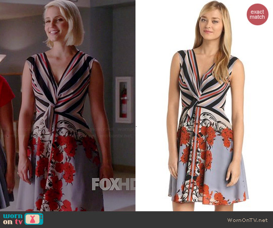 Eva Franco Martine Dress in Belle Epoque worn by Dianna Agron on Glee