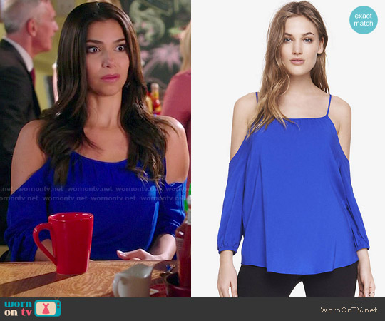worn by Carmen Luna (Roselyn Sanchez) on Devious Maids