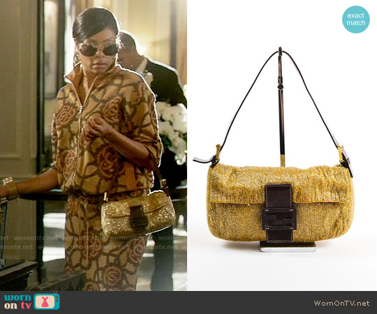Fendi Beaded Baguette worn by Cookie Lyon on Empire