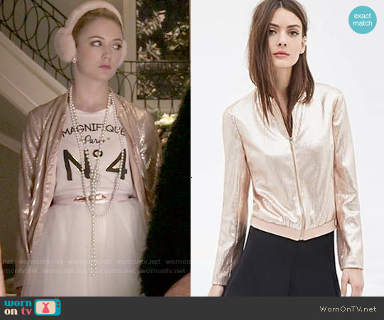 worn by Chanel #3 (Billie Lourd) on Scream Queens