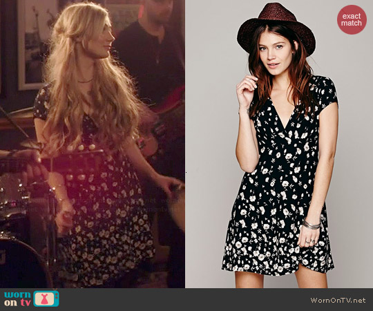 Free People Ruby Tuesday Dress worn by Clare Bowen on Nashville