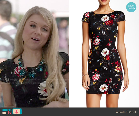 French Connection Gardini Dress worn by Bailey Buntain on Faking It