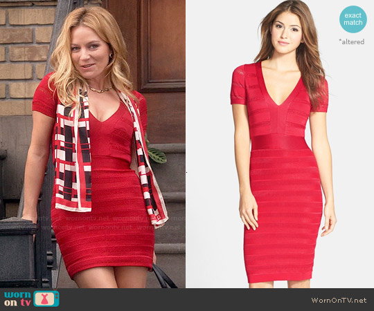 worn by Caryn Goldfarb (Becki Newton) on Weird Loners