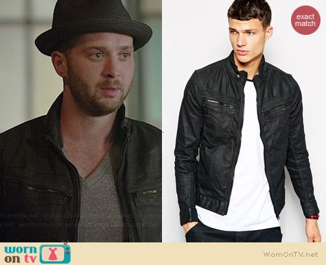 G Star Riley Jacket worn by Eddie Kaye Thomas on Scorpion