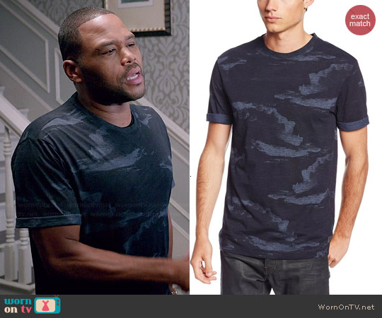 G Star Troupman Shirt worn by Anthony Anderson on Black-ish