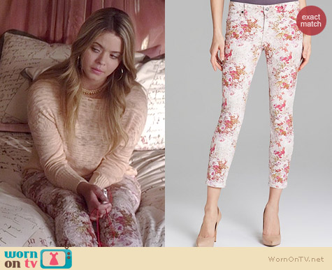 Genetic Denim Brooke Jeans in Romeo worn by Sasha Pieterse on PLL
