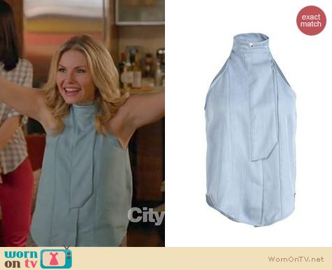 Happy Endings Fashion: Assembly New York Sleeveless top worn by Elisha Cuthbert