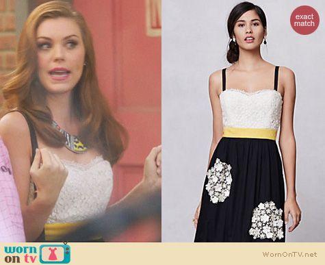 Hart of Dixie Fashion: Anthropologie Dandelion Wish Dress