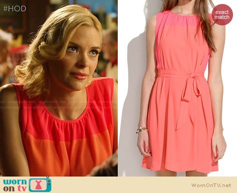 Hart of Dixie Fashion: Madewell Bungalow Dress worn by Jaime King