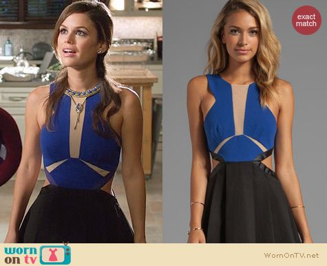 Hart of Dixie Fashion: Three Floor Look See Dress worn by Rachel Bilson