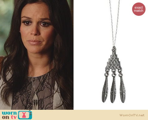 Hart of Dixie Jewelry: Vanessa Mooney Afar From This World Necklace worn by Rachel Bilson
