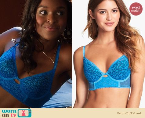 Hart of Dixie Style: Kensie Kelly Corselette Bra worn by Antoinette Robertson