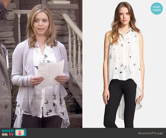 worn by Alison DiLaurentis (Sasha Pieterse) on PLL