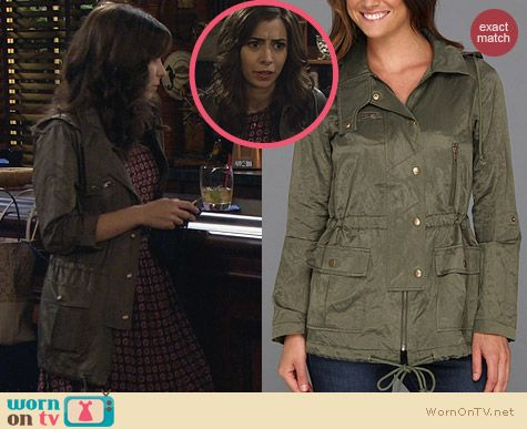 HIMYM Fashion: Joie Baker Jacket worn by Cristin Milioti
