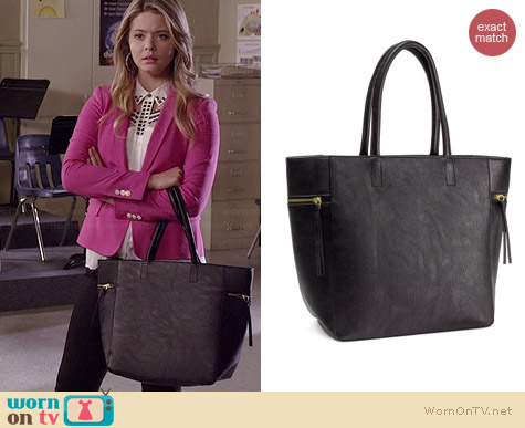 H&M Handbang worn by Sasha Pieterse on PLL