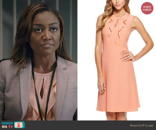 Hugo Boss Dilenka Dress worn by Pattina Miller on Madam Secretary