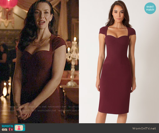 worn by Lily Salvatore (Annie Wersching) on The Vampire Diaries