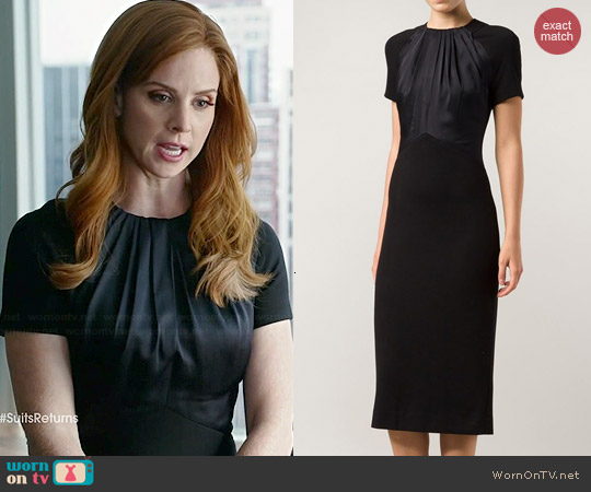 Jason Wu Shift Dress worn by Sarah Rafferty on Suits